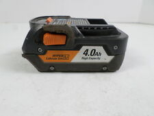 Ridgid R840087 18V 4.0Ah Hyper Li-ion Rechargeable Battery For Power Tools