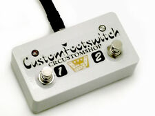CR® CUSTOM FOOTSWITCH FOR MESA BOOGIE TRANSATLANTIC 30 TA 30 HARDWIRED USA NEW