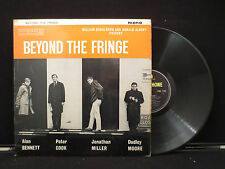 Willaim Donaldson/Donald Albery-Beyond The Fringe on Parlophone Records PMC 1145