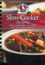 Slow-Cooker Recipes Cookbook: Easy-to-make homestyle meals with slow-s-ExLibrary