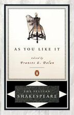 As You Like It The Pelican Shakespeare