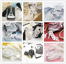 2015 NEW Music Note Metal Bookmark Novelty Ducument Book Marker Label Stationery