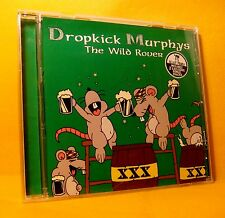 MAXI Single CD DROPKICK MURPHYS The Wild Rover 2TR folkrock hardcore