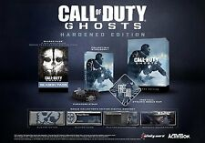NEW Call of Duty: Ghosts Hardened Edition (Sony PlayStation 3, 2013)