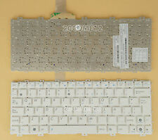 NEW for ASUS EeePC 1016PT 1018P 1015T Keyboard Latin Spanish Teclado White