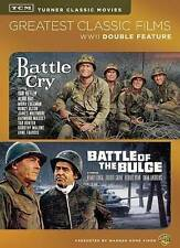 TCM Battle of the Bulge/Battle Cry DVDDBFE