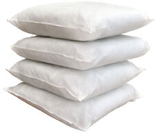 """Hollow fibre Cushion Inner Pads/ Inserts/ Fillers/ Scatters 16""""x16"""" [40x40cm]"""