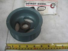 New Old Stock Belt Pulley Genuine Detroit Diesel Part Number 23518332