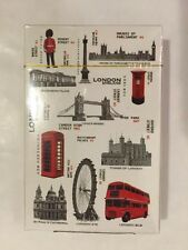 London Playing Cards England British UK Souvenir Gift