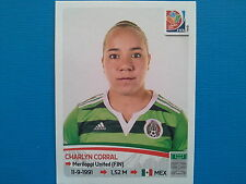 Panini FIFA Women's World Cup Canada 2015 - N.476 CORRAL MEXICO