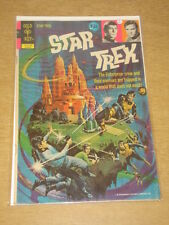 STAR TREK #15 VG (4.0) GOLD KEY COMICS AUGUST 1972