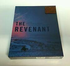 THE REVENANT Blu-ray STEELBOOK [MANTA LAB] FULLSLIP [HONG KONG] [#582/1200] OOP