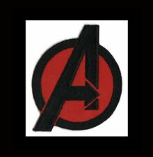 """Avengers  (Version 2) Embroidered arm patch  3.5"""" tall"""" Avengers Movie"""