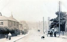 Wadsley Bridge Ecclesfield Nr Sheffield unused sepia RP old postcard by Furniss