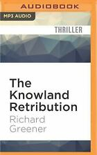 The Locator: The Knowland Retribution 1 by Richard Greener (2016, MP3 CD,...