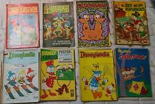 100+ VINTAGE spanish comics: Disney, Hannah Barbera, WB & more (1967-1978)