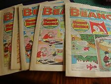 BEANO COMIC PAPER FURNITURE WALLPAPER DECOUPAGE RETRO SHABBY SHEIK DECOUPATCH