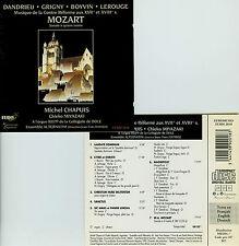 MUSIQUE DE LA CONTRE REFORME AUX XVIIe & XVIIIe - MICHEL CHAPUIS & C. MIYAZAKI