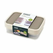 Joseph Joseph GoEat Space Saving Lunch Box - Grey
