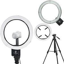 "Diva Ring Light Nova 18"" Fluorescent Ring Light w/Tripod & Diffusion Cloth"