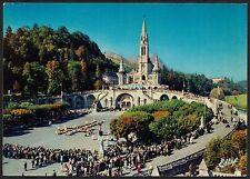 AD3950 France - Lourdes - Les Malades assistant au Chemin de Croix