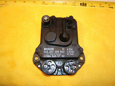 Mercedes W201 190E 2.3 16V Cosworth motor Bosch ignition OEM 1 Module,0227400642