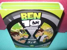 BEN 10 - 2 TEMPORADA - VOL.3 Y 4 -