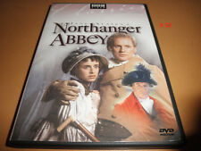 JANE AUSTEN bbc DVD movie NORTHANGER ABBEY peter FIRTH googie withers rob hardy