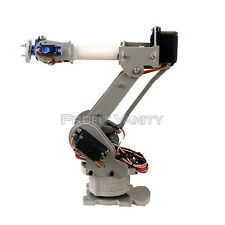 DIY 6-Axis Servo Control Palletizing Robot Arm Model for Arduino UNO MEGA2560 R3