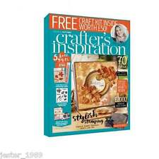Crafters Companion - Crafters INSPIRATION - Issue 11 Autumn Edition