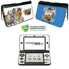 Yo-Kai Watch Vinyl Skin Sticker for Nintendo 3DS XL
