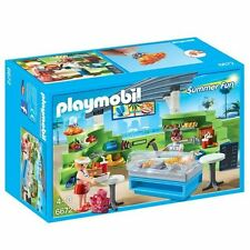 Playmobil 6672 Summer Fun Water Park Splish Splash Cafe