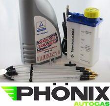 Supaplex Autogas Ventilschutz 6-Zylinder LPG Valve Saver Flashlube Alternative