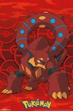 POKEMON - VOLCANION POSTER - 22x34 - 15366