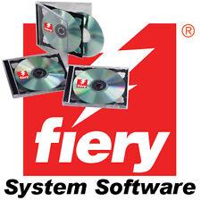 Konica Minolta FIERY PI5500 Controller Server (SOFTWARE CD's!) DI550 DI470 DI450