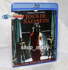 Jesus of Nazareth Version Restaurada - 2 Blu-Ray en ESPAÑOL LATINO Multiregion
