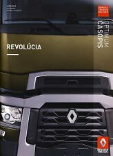 Renault Truck Optimum Magazine 06 / 2013 catalogue brochure camion lkw Slovakia