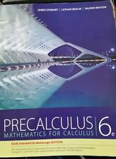 Precalculus, Enhanced WebAssign Edition (NO ACCESS CODE)