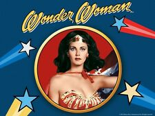 16mm TV Show: WONDER WOMAN-1978. Death In Disguise. 1 hour tv show.