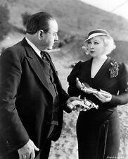 8x10 Print Mae West 1934 #0207744