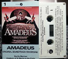 AMADEUS SOUNDTRACK TAPE RARE FREE POST IN AUSTRALIA
