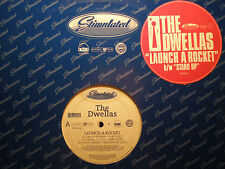 "THE DWELLAS - LAUNCH A ROCKET / STAND UP (12"")  1999!!!  RARE!!!  NICK WIZ!!!  ♫"