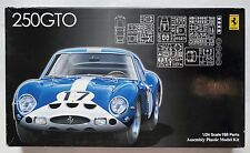 FUJIMI HR-35 1/24 Ferrari 250 GTO experimental Le Mans 24 1962 scale model kit