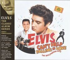 Can't Help Falling In Love-Hollywood Hits - Elvis Pre (2003, CD NEUF) Remastered