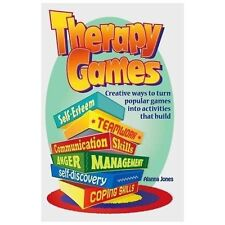 Therapy Games : Creative Ways to Turn Popular Games into Activities That...
