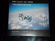 Man With No Name - Teleportation - CD Album - 9 Tracks - VERY RARE - 2000
