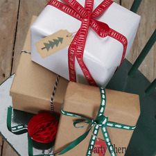 Festive Christmas Ribbons Perfect For Present Wrapping - Ginger Ray