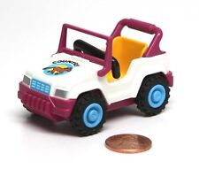 Playmobil Miniature Dollhouse Child Size Toy Jeep Ride-On Car 3067