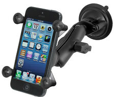 RAM Heavy Duty Car Mount w/ X-Grip fits iPhone 6S -  Works with Otterbox Cases