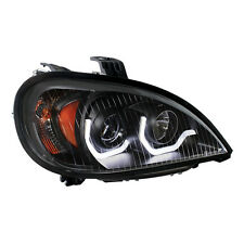 """Blackout"" 1996+ Freightliner Columbia Projection Headlight - Passenger Side"